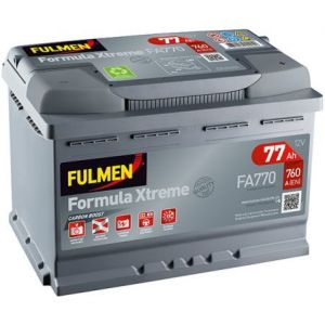 Fulmen Batterie auto XTREME FA770 (+ droite) 12V 77AH 760A