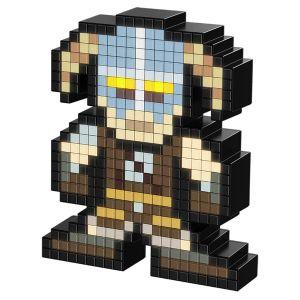 PDP Figurine Pixel Pals Light Up Bethesda The Elder Scrolls V Skyrim Dragonborn
