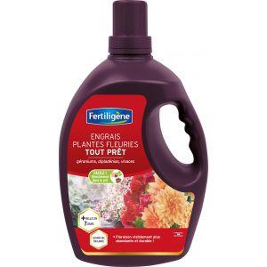 Fertiligene Engrais liquide plantes fleuries - 3 l