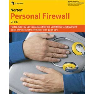 Norton Personnal Firewall 2006 [Windows]