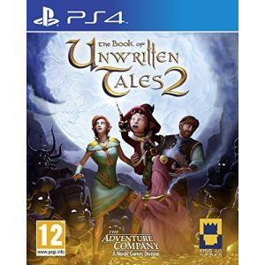 Book Of Unwritten Tales 2 [PS4]