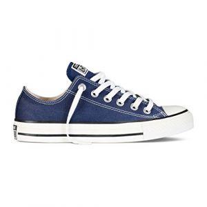 Image de Converse ALL STAR OX M9697C adulte (homme ou femme) Chaussures de sport, bleu 46 EU