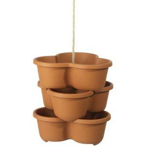 Sunware Pots de fleurs Botanic Line (Lot de 3) -