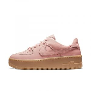 Nike Chaussure Air Force 1 Sage Low LX pour Femme - Rose - Taille 43 - Female
