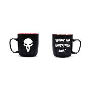 Half Moon Bay OVERWATCH - Mug Boxed 350ml - Reaper