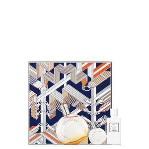 Hermès Eau des Merveilles - Coffret eau de toilette, lait pour le corps et miniature - Coffret 50 ml