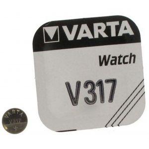 Varta Pile bouton V317 1.55V