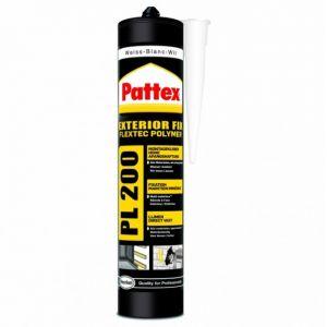 Pattex Colle de fixation à base de polymère hybride PL200 de