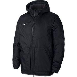 Nike VfL Wolfsburg Training Fall Jacket - Black - Couleur Black - Taille L
