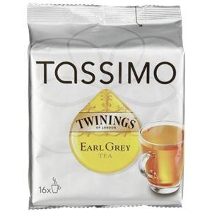 Tassimo 8 Dosettes T-Discs Twinings Earl Grey
