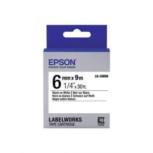 Epson LK-2WBN noir/blanc
