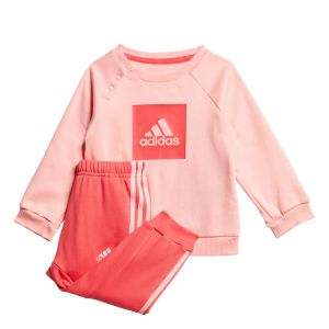 Adidas Survêtement 3slogo Rose - Taille 3-4 Ans