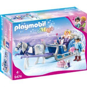 Playmobil 9474 - Couple royal et calèche