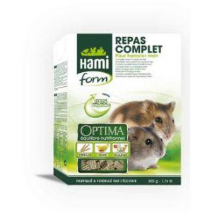 Hamiform Repas complet Optima hamster nain 800 g