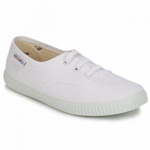 Victoria Inglesa Lona, Baskets mode mixte adulte Blanc (20 Blanco) 32 EU
