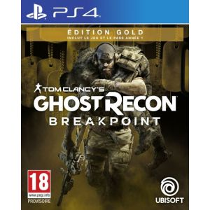 Jeu PS4 Ghost Recon Breakpoint Edition Gold [PS4]