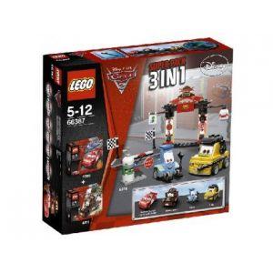 Lego 66387 - Cars 2 : Super Pack 3 en 1