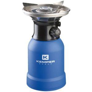 Kemper KE2008 - Réchaud à gaz avec piezo anti-vent