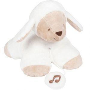 Nattou Peluche bébé mini musical tim le mouton