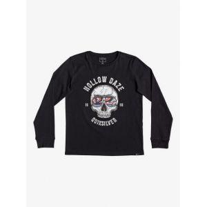 Quiksilver Hollow Dayz - T-Shirt Manches Longues - Garçon Enfant 8-16 Ans