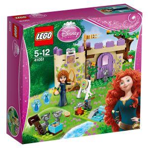 Lego 41051 - Disney Princesse : Le tournoi de tir à l'arc de Mérida