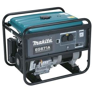 Makita EG671A - Groupe électrogène essence 5500W