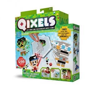 Kanaï Kids Kit Qixels design recharges