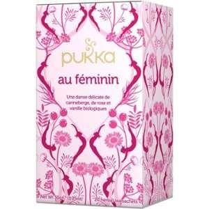 Pukka Tisane au Féminin BIO x 20 Sachets