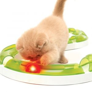 Catit Balle Fireball Catit Senses 2.0 pour chat - Jouet pour chat