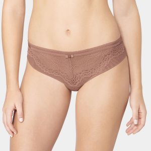 Triumph Shorty dentelle Beauty full darling Caramel - Taille 40;42;44;46;48