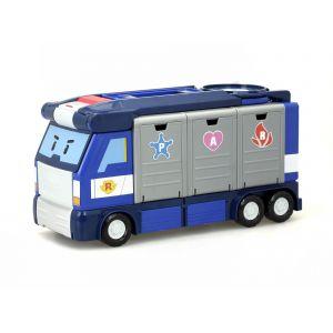 Silverlit Robocar Poli : Quartier Général Mobile 30 cm