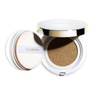 Clarins Everlasting Cushion 110 Honey - Fond de teint haute tenue et hydratation SPF 50