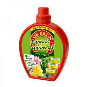 Or Brun Engrais liquide universel 1 L