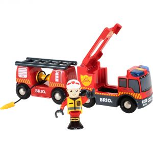 Brio 33811 - Camion de Pompier