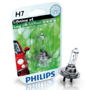 Philips 1 Ampoule H7 LongLife Ecovision 55 W 12 V