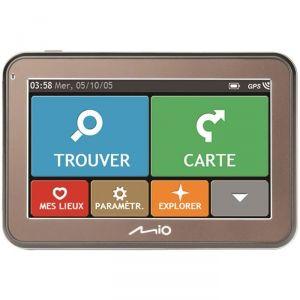 Mio Spirit S5400 LTM Feu - GPS auto