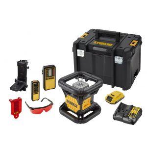 Dewalt DCE074NR Niveau laser rotatif 18V / sans batterie ni chargeur