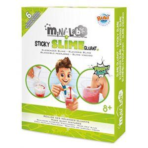 Buki France Buki Mini Lab Slime Gluant