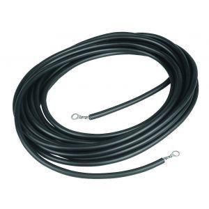 Ako Cable de connexion clôture -terre 3 m x 1.32 mm