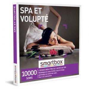 Smartbox Spa Et Volupté Coffret Cadeau Bien-Être