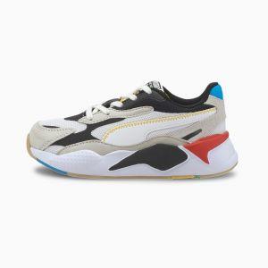 Puma Rs-x3 Unity Blanc/jaune/rouge/noir 35 Unisex