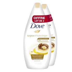 Dove Surgras à l'huile d'argan - Douche soin