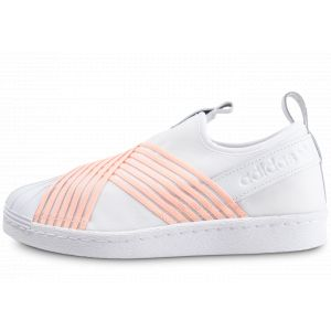 Adidas Superstar Slip on W, Chaussures de Fitness Femme, Blanc