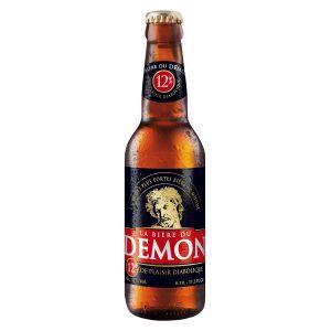 Br erie Goudale La bière du Démon 33 cl 12% Bière Blonde Française