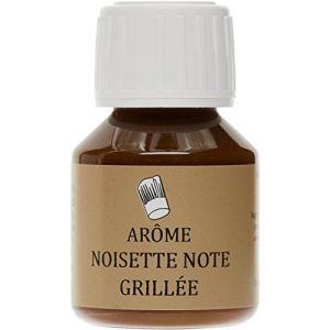SélectArôme Arôme Noisette Grillée 58 ml - Lot de 4