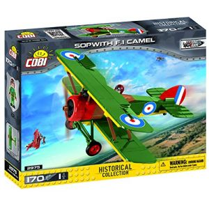 Cobi Historical Collection Sopwith F.1 Camel Plane