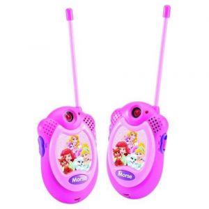 Lexibook TW06DP - Talkie walkie Princesses Disney