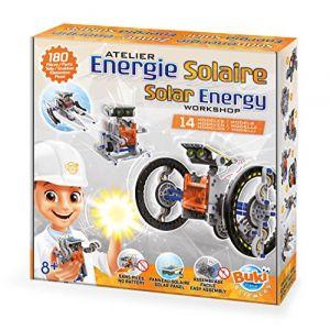 Buki France Atelier énergie solaire