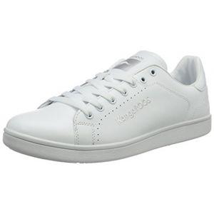 KangaROOS K-Class-x FG, Baskets Basses Homme, Blanc (White), 43 EU