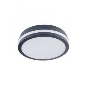 Kanlux 33348- Plafonnier LED extérieur BENO LED/18W/230V 4000K anthracite IP54